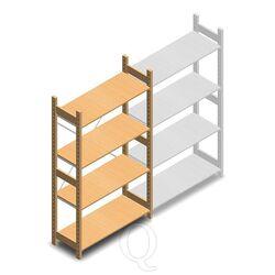 BT Euro houten legbordstelling samenstellen