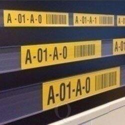 Locatielabels en etiketten