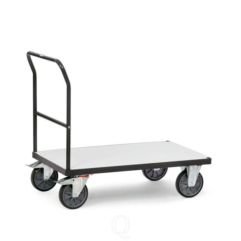 ESD duwbeugelwagen 600 kg 1000x600 (lxb)