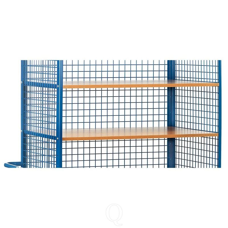 Etage voor kastwagens 1200x750 blauw