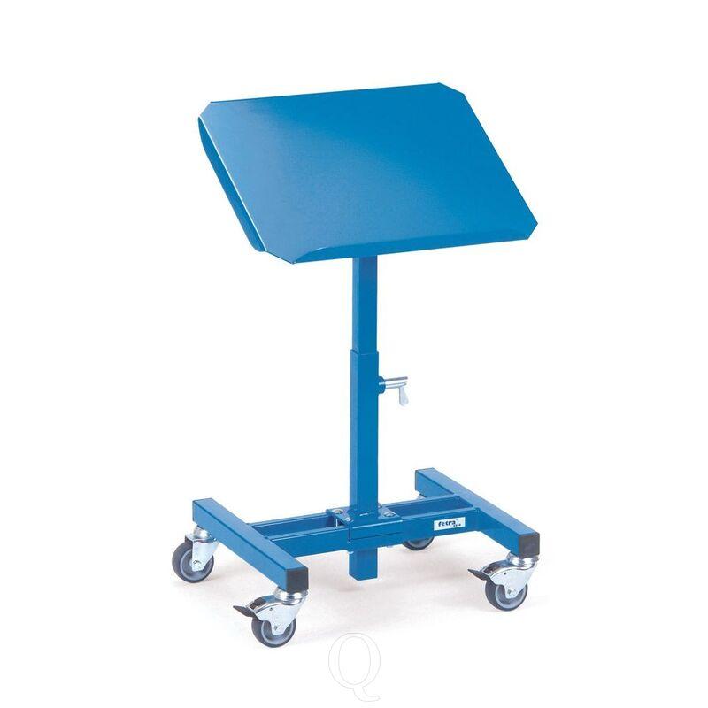 Materiaalstandaard 150 kg 510x410 mm hoogte verstelbaar 755-1105 mm