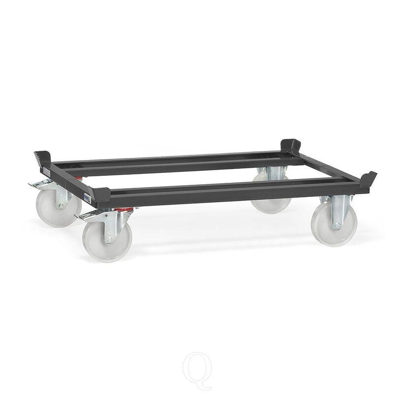 Palletonderwagen 1050 kg 1210x810 antraciet