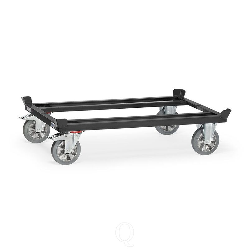 Palletonderwagen 1200 kg 1210x810 antraciet