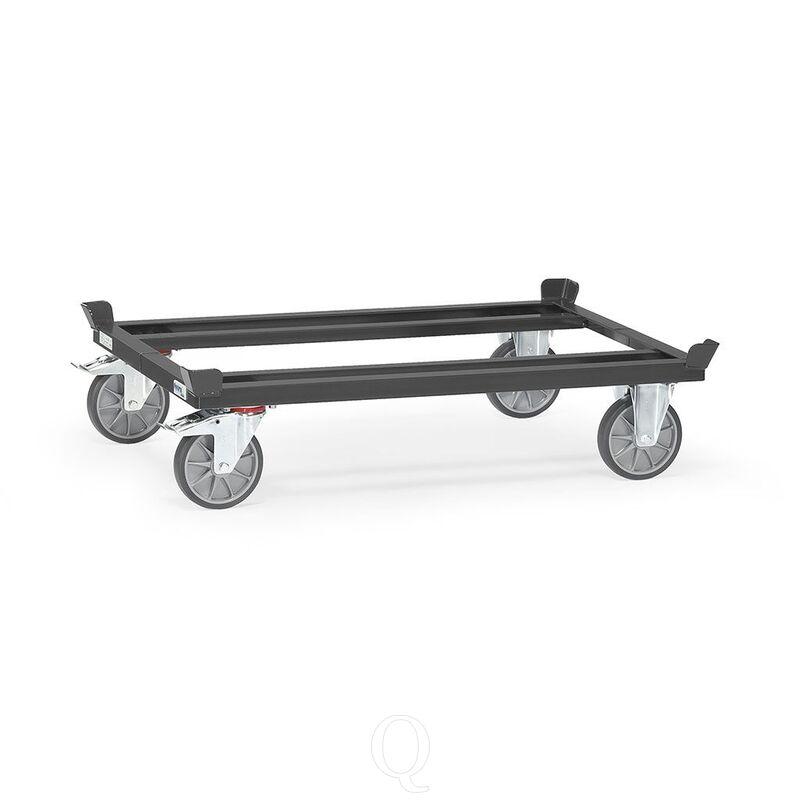 Palletonderwagen 750 kg 1210x810 antraciet