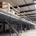 Entresolvloer, verdiepingsvloer, tussenvloer 10300x6000x2800