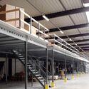 Entresolvloer, verdiepingsvloer, tussenvloer 12000x4200x3000