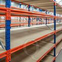 Voordeelrij grootvakstelling AR 2000x6990x400mm (hxbxd) - 4 niveaus