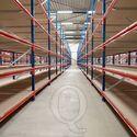 Voordeelrij grootvakstelling AR 2500x5790x800mm (hxbxd) - 5 niveaus