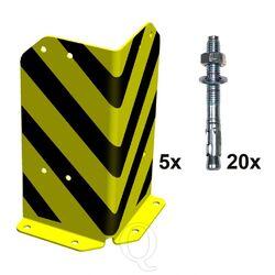 Aanbieding 5 hoekbeschermers BT 400mm