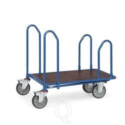Cash & carry wagen 400 kg 850x500 (lxb) met 4 zijbeugels