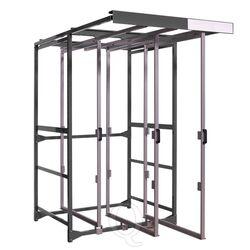 Toolpanel stand met 3 frames exclusief panelen