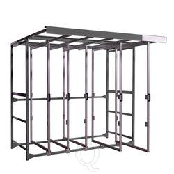 Toolpanel stand met 5 frames exclusief panelen
