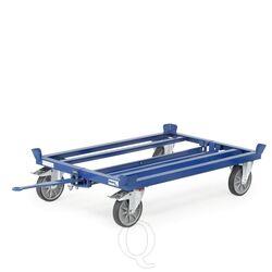 Dissel en koppeling voor palletonderwagens