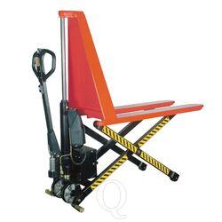 Elektrische schaarpalletwagen schaarpallettruck 1000 kg