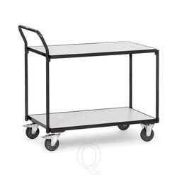 ESD tafelwagen 300 kg, 2 etages 1000x600 (lxb)