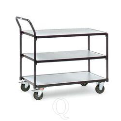 ESD tafelwagen 300 kg, 3 etages 1000x600 (lxb)