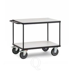ESD tafelwagen 600 kg, 2 etages 1000x600 (lxb)