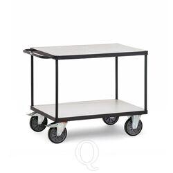 ESD tafelwagen 600 kg, 2 etages 1000x700 (lxb)