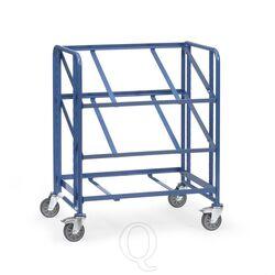 Bakkenwagen 250 kg met 3 etages 820x610, open frame