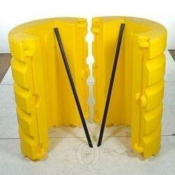 Kolom bescherming diameter 610 mm