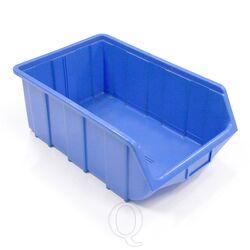 Kunststof stapelbak, Plastic bak, Magazijnbak Type 1