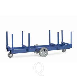 Langmateriaalwagens met rongen. 920