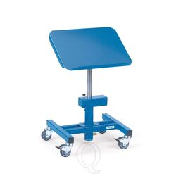 Materiaalstandaard 150 kg 510x410 mm hoogte verstelbaar 720-1070 mm