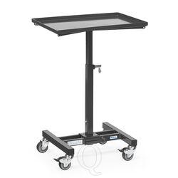 Materiaalstandaard 150 kg 605x405 mm hoogte verstelbaar 720-995 mm antraciet