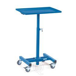 Materiaalstandaard 150 kg 605x405 mm hoogte verstelbaar 720-995 mm
