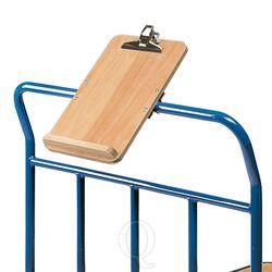 Schrijfplank A4 van hout staand