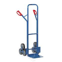Trappensteekwagen 200 kg 1300 mm met 2 driearmige wielsterren