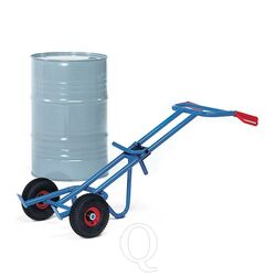 Vatensteekwagen 300 kg 1600 mm met rubberbanden
